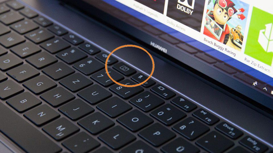 Huawei Matebook X Pro Tastatur_6