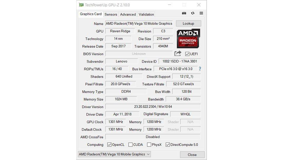 Lenovo Ideapad 330S-15ARR 81FB0048GE Hardware_7