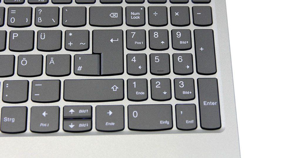 Lenovo Ideapad 330S-15ARR 81FB0048GE Tastatur_2
