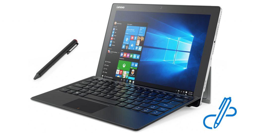 Lenovo IdeaPad MIIX 510-12IKB – günstiges 2-in-1-Device für Einsteiger mit hellem Full HD+ Display
