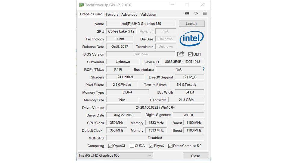 MEDION ERAZER X6805 Hardware_9