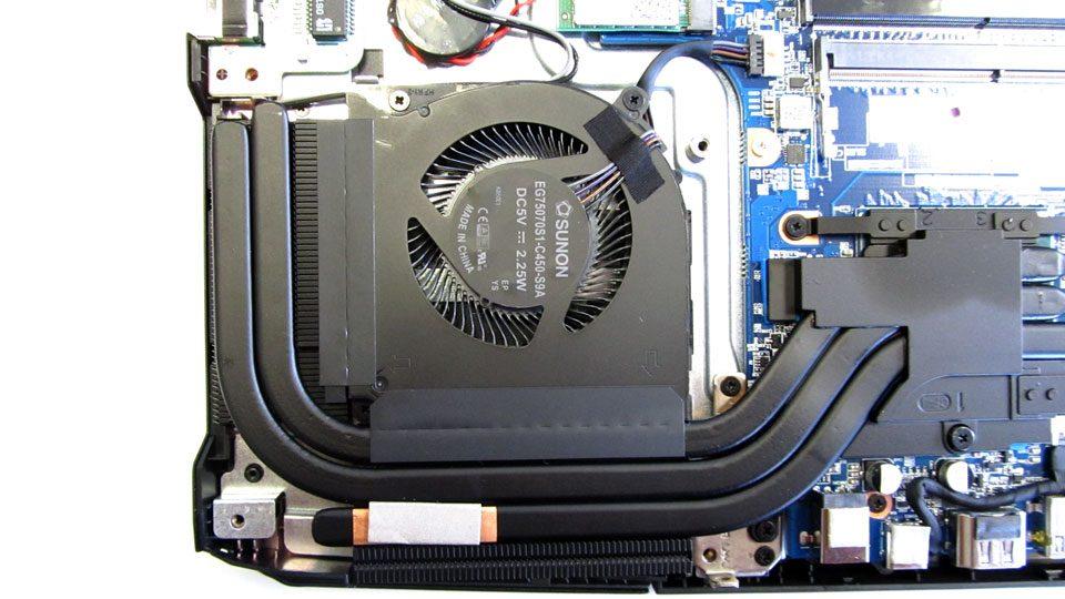 MEDION ERAZER X6805 Innen_10