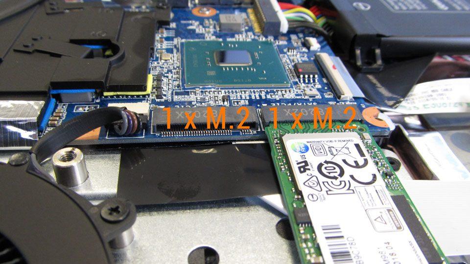MEDION ERAZER X6805 Innen_5