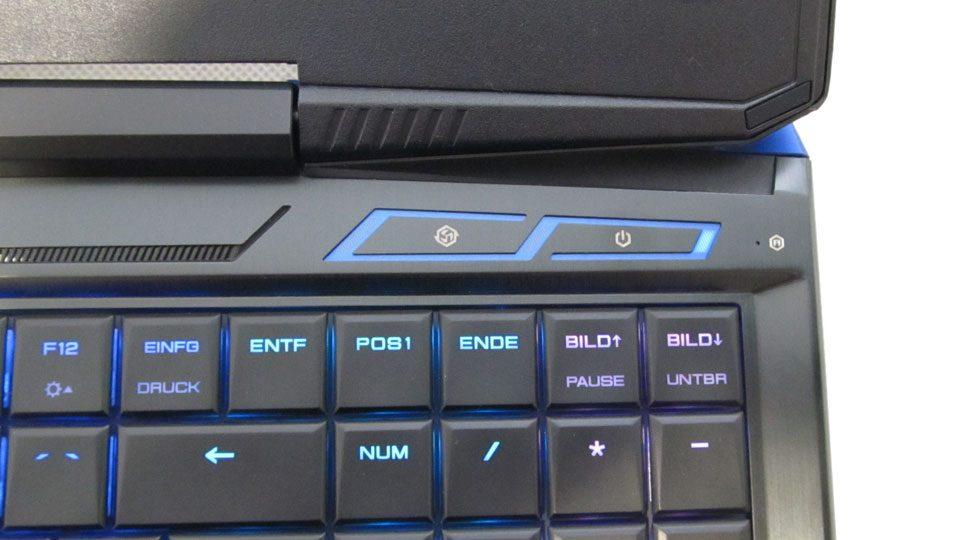 MEDION ERAZER X6805 Tastatur_5