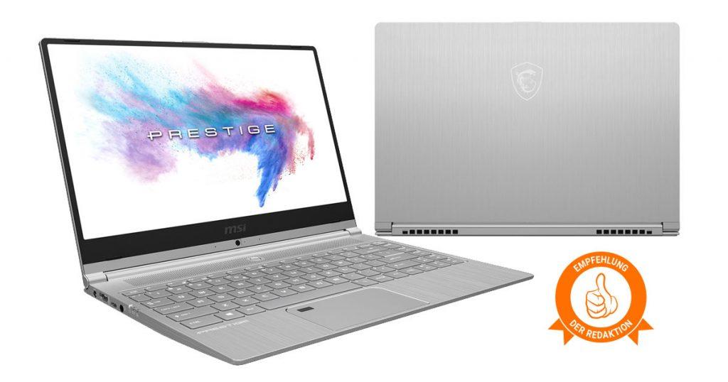 MSI PS42 8RB-038 Prestige – Der Name ist Programm! Handliches Ultra Slim-Notebook mit starker Hardware