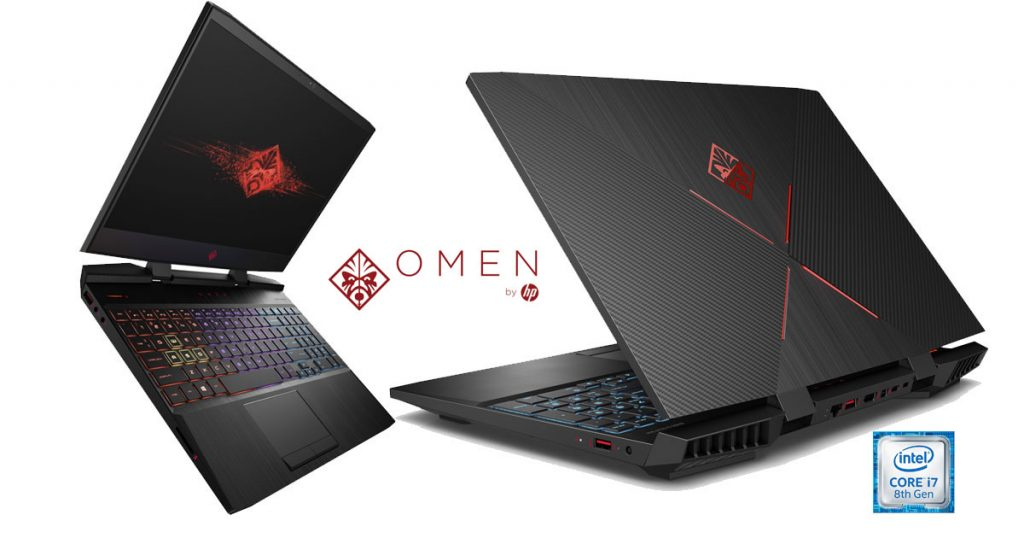 Omen by HP 15-dc0006ng – Enter the Next Level – Gaming Notebook mit 6-Core-CPU und GTX 1060