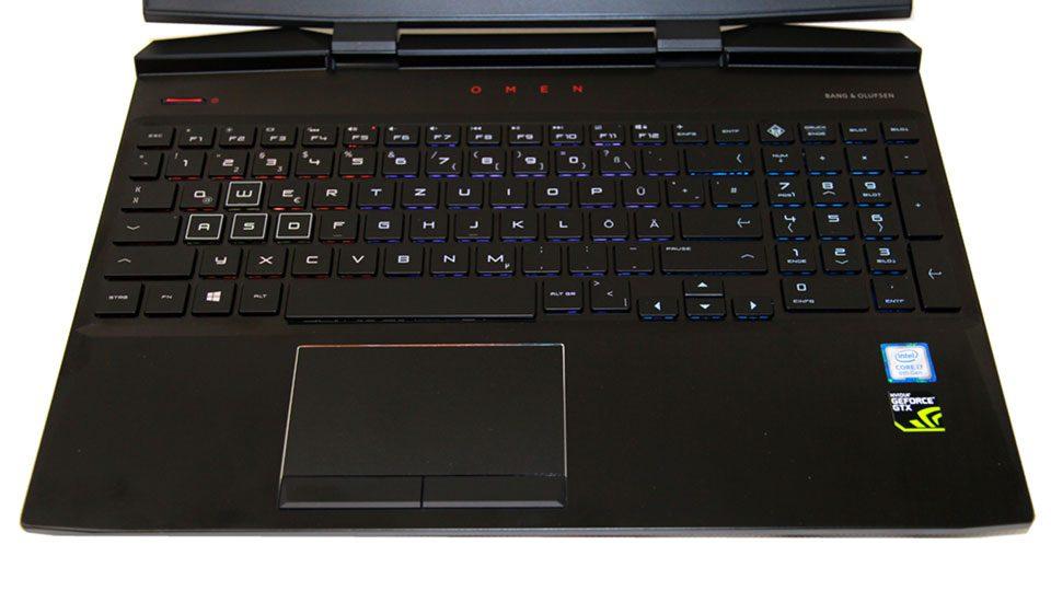 Omen by HP 15-dc0006ng Tastatur_2
