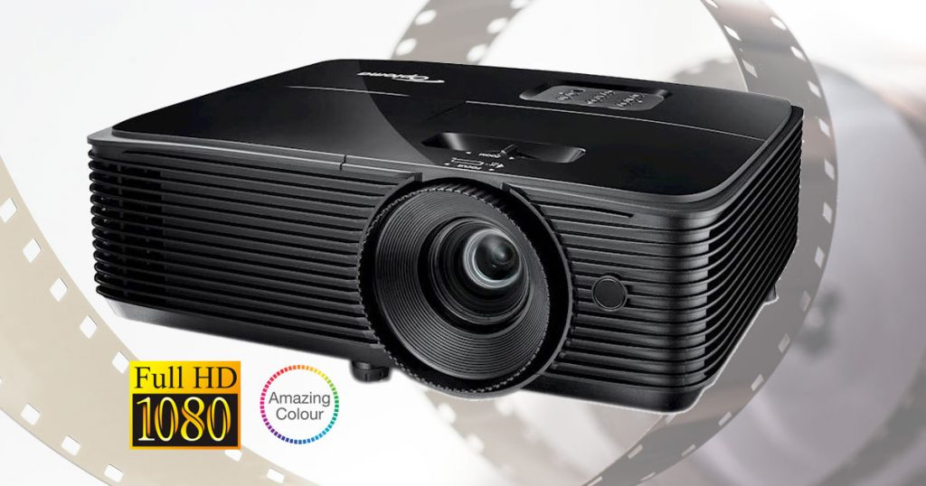 Optoma HD143x – Full HD-Beamer mit Image Shift im Test