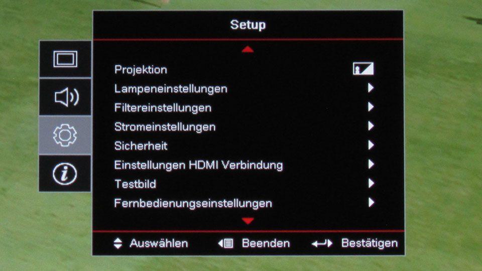 Optoma HD143x Settings_3