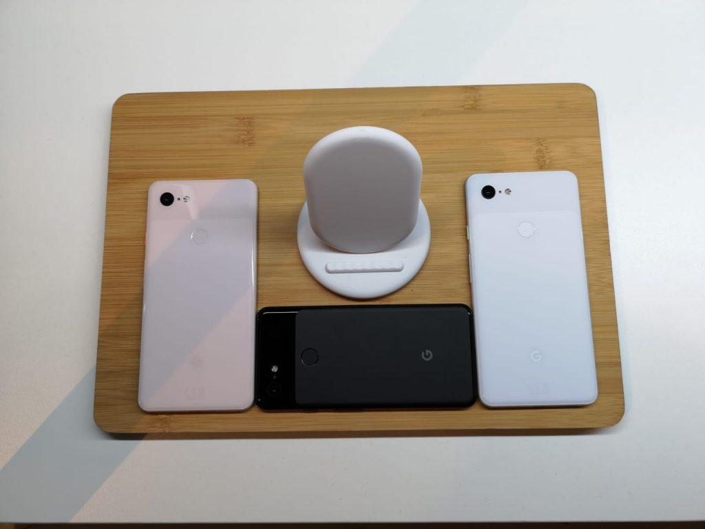 Google Pixel 3 alle Farben