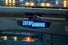 Zotac RTX 2080 Test