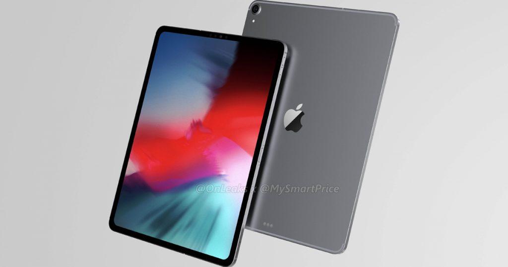 Details zum neuen iPad Pro aufgetaucht