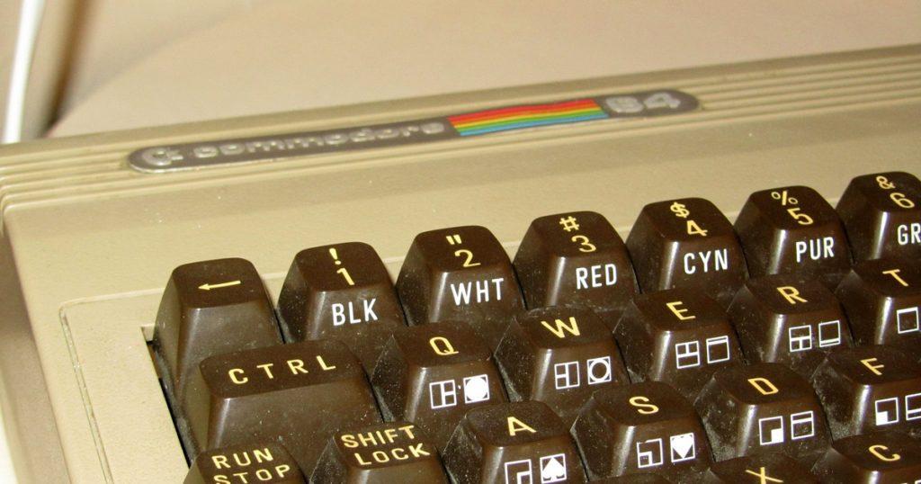 Riesige C64 Spielesammlung für den Browser im Internet Archive