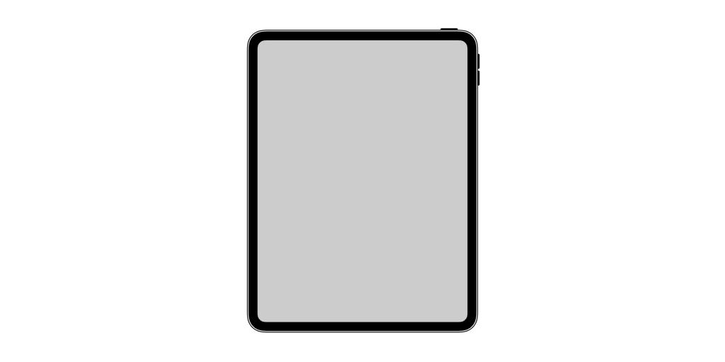 Apple iPad Pro Icon