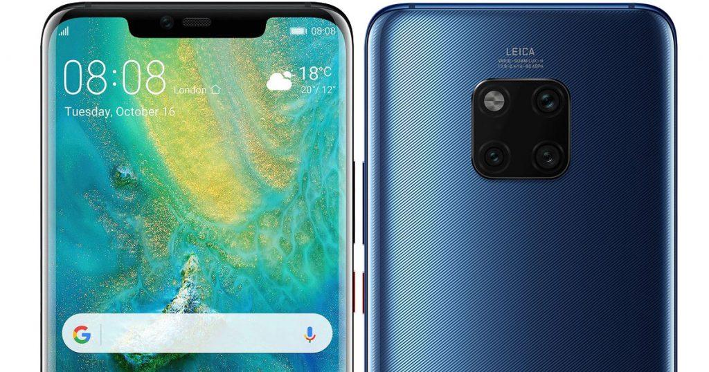 Huawei Mate 20 Pro – alle Gerüchte auf einen Blick