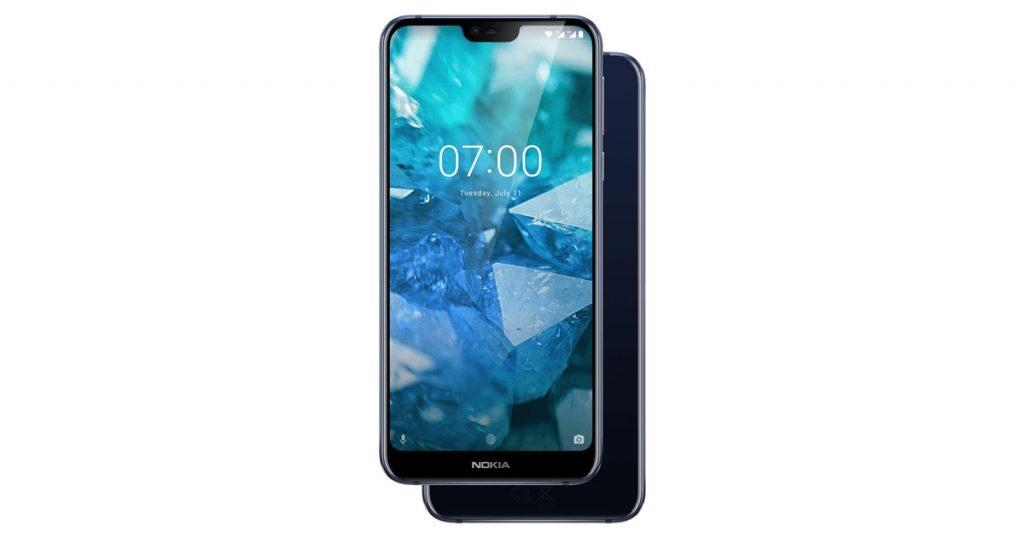 Nokia 7.1 offiziell vorgestellt: Mittelklasse-Smartphone mit HDR