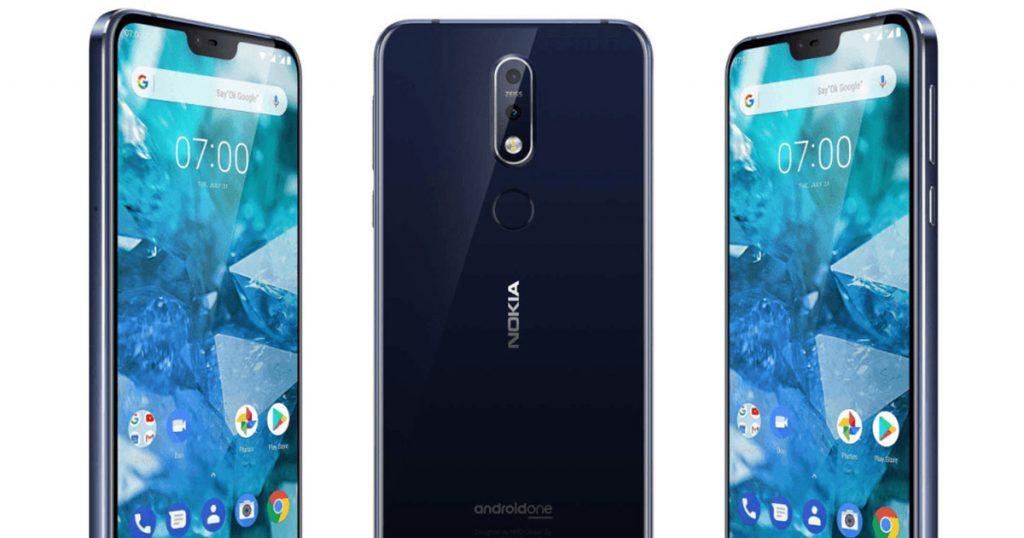 Nokia 7.1 – Mittelklasse Smartphone kommt noch im Oktober