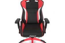 akracing pro red gaming stuhl