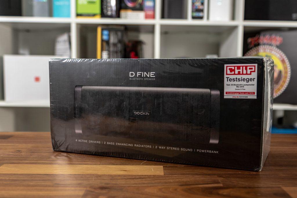 Dockin D Fine Verpackung