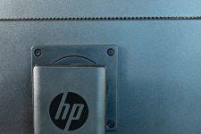 HP 27xq HP-Logo