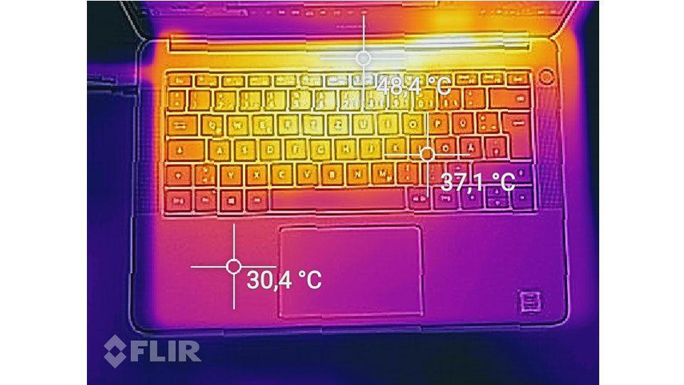 HUAWEI MateBook D W60B Hitze_1