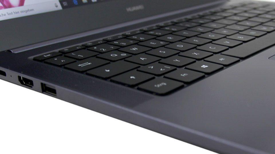 HUAWEI MateBook D W60B Tastatur_4