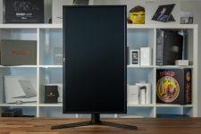LG UltraGear 27GK750F Pivot