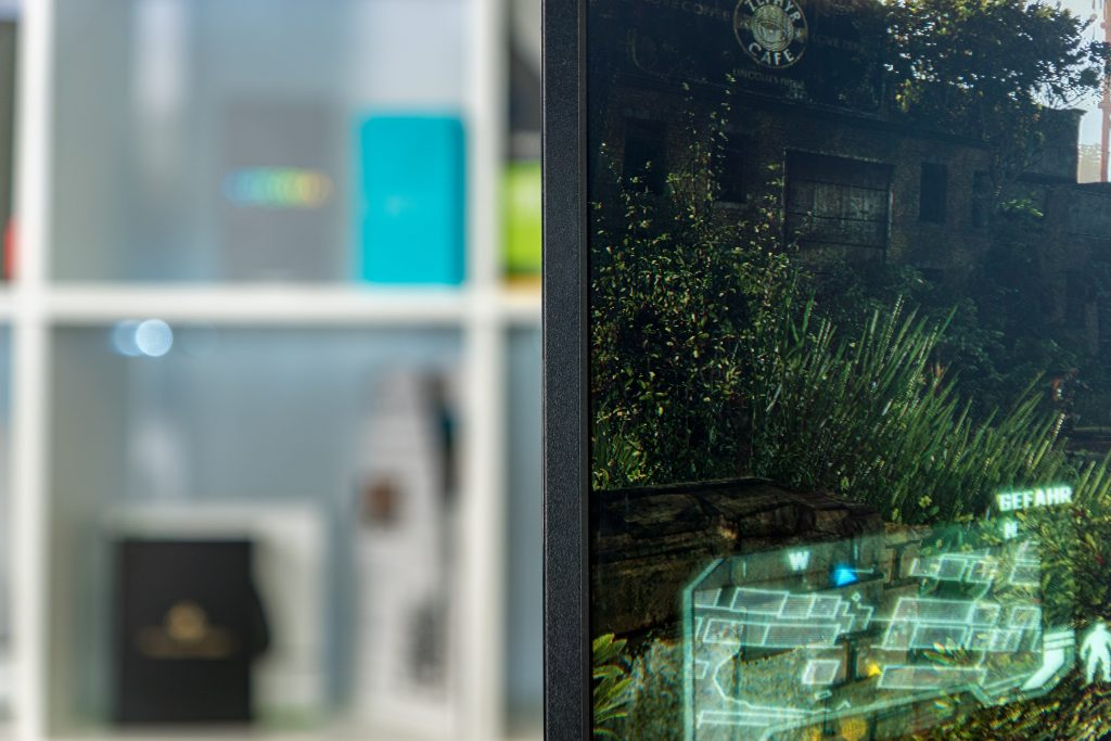 LG UltraGear 27GK750F Rahmen