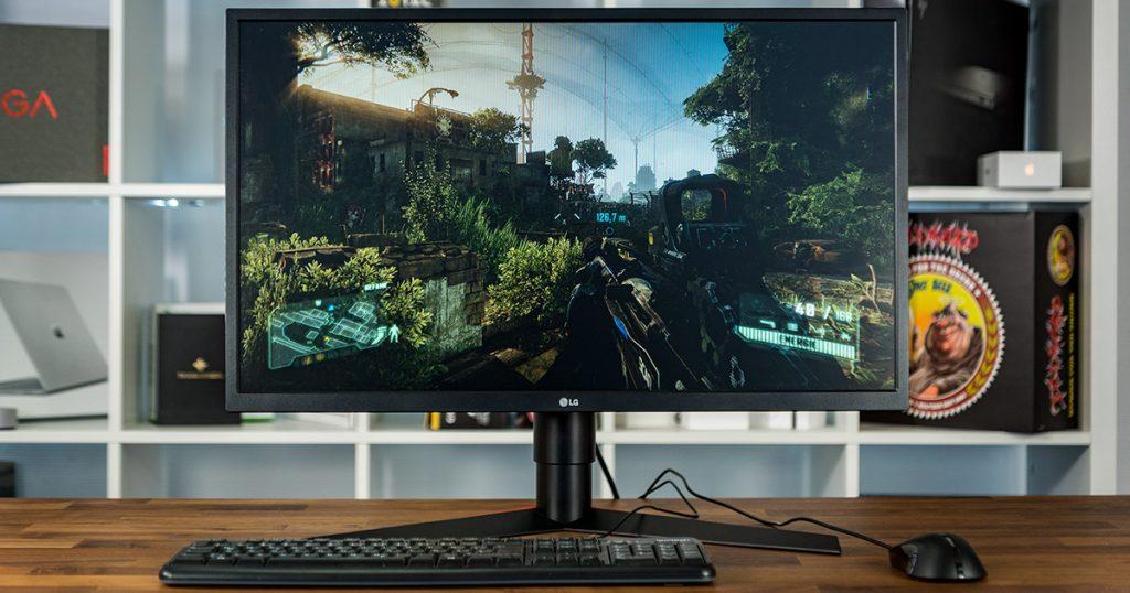 LG 27GK750F: pfeilschneller 27″ Gaming-Monitor mit 240 Hz, FreeSync und 1ms im Test