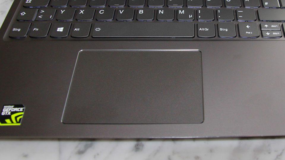 Lenovo Ideapad 720S-15IKB 81AC0034GE Tastatur_2