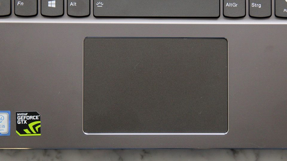 Lenovo Ideapad 720S-15IKB 81AC0034GE Tastatur_5