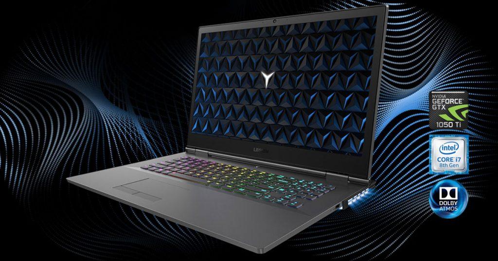 Lenovo Legion Y730-17ICH – Gaming Notebook mit schicker Optik, Dolby Atmos und großem Display im Test