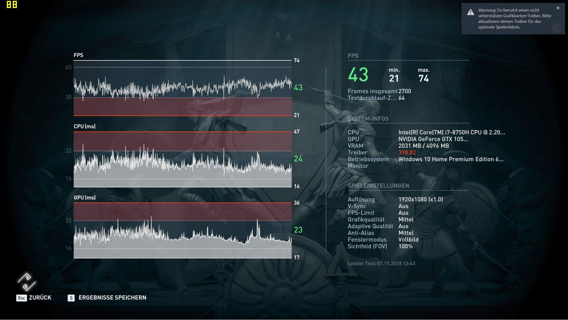 Lenovo Legion Y730-17ICH Gaming Grafik_8