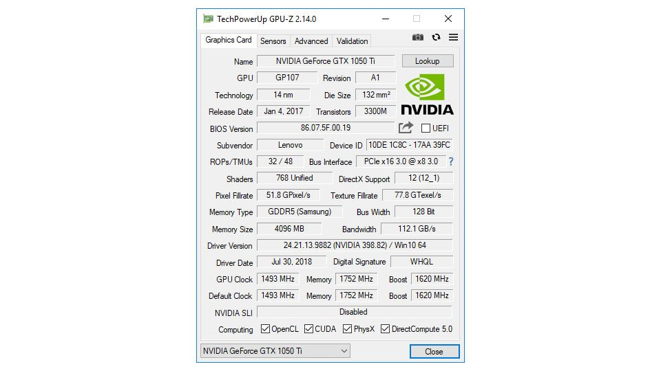 Lenovo Legion Y730-17ICH Gaming Hardware_9