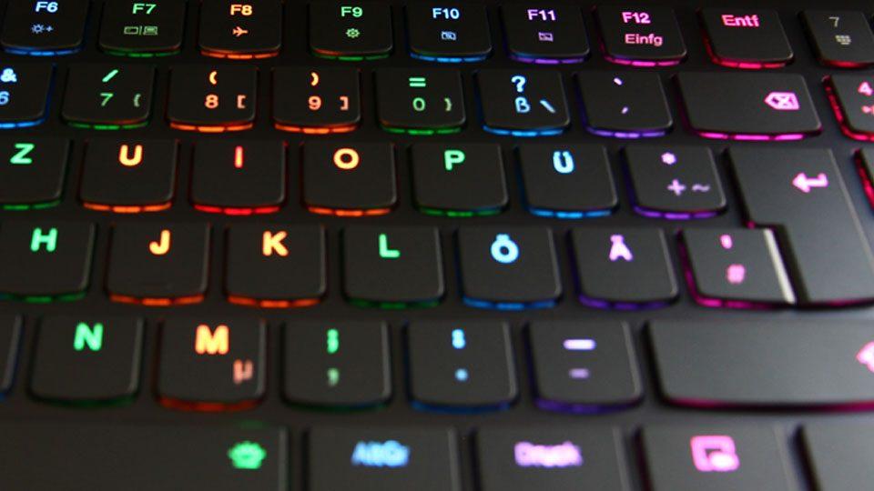 Lenovo Legion Y730-17ICH Gaming Tastatur_7