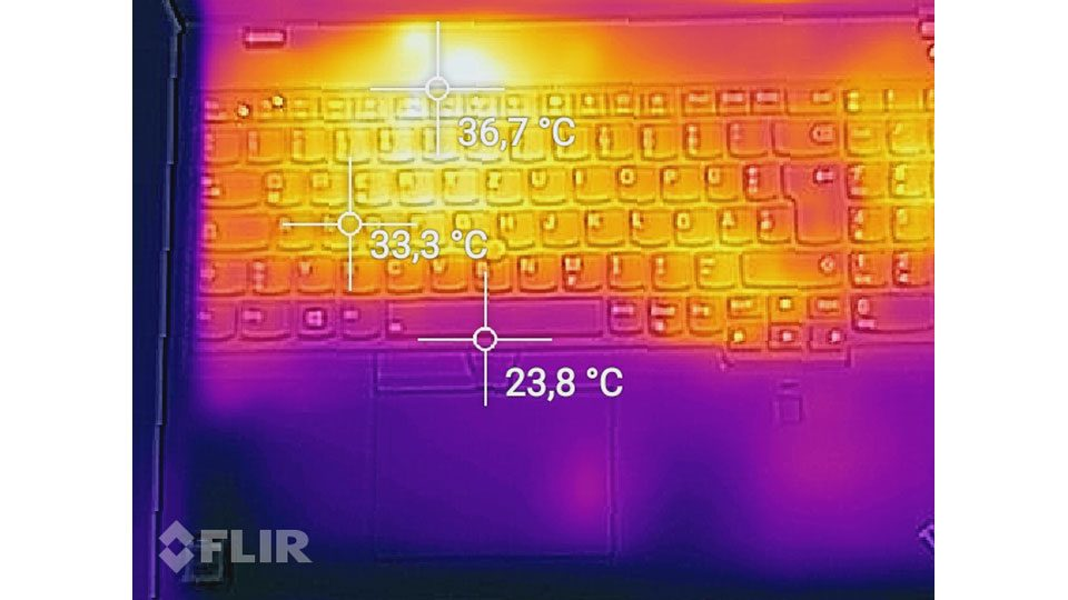 Lenovo Thinkpad L580 Hitze_1