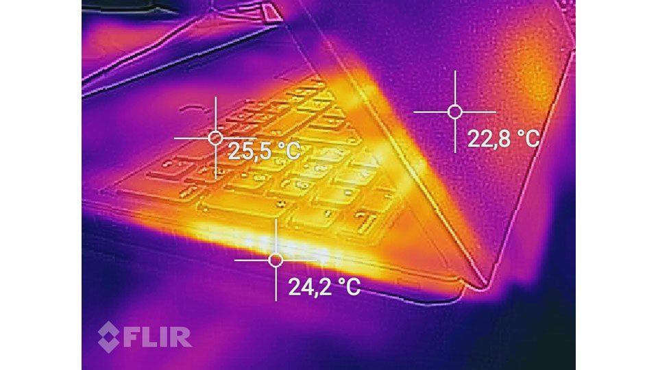 Lenovo Thinkpad L580 Hitze_3