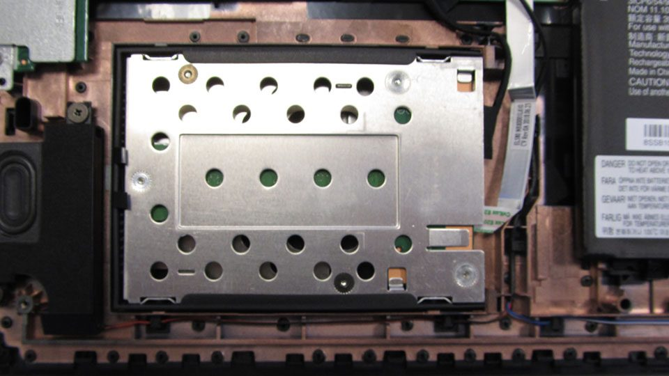 Lenovo Thinkpad L580 Innen_5