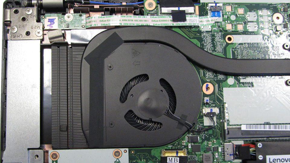 Lenovo Thinkpad L580 Innen_6
