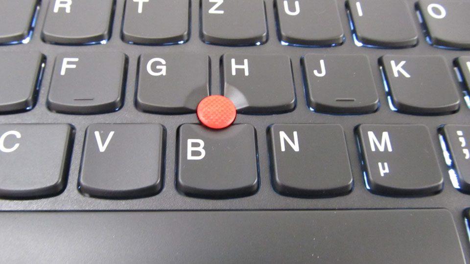 Lenovo Thinkpad L580 Tastatur_3
