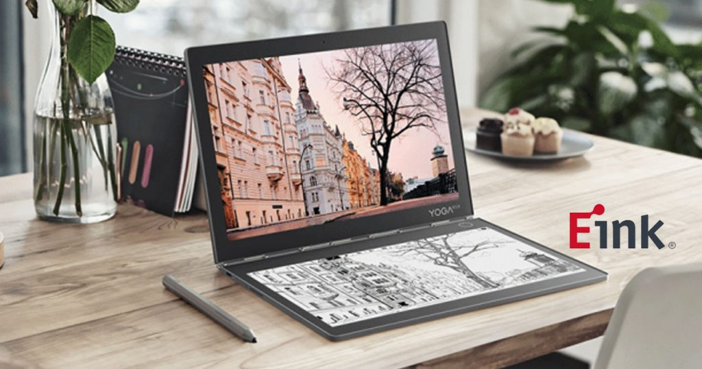 Lenovo Yoga Book C930 – Innovatives Convertible-Notebook mit zwei Displays