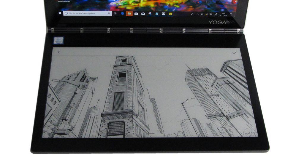 Lenovo Yoga Book C930 eink_1