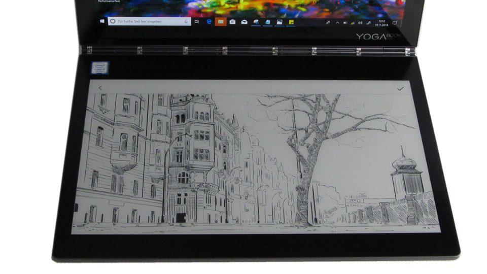 Lenovo Yoga Book C930 eink_4