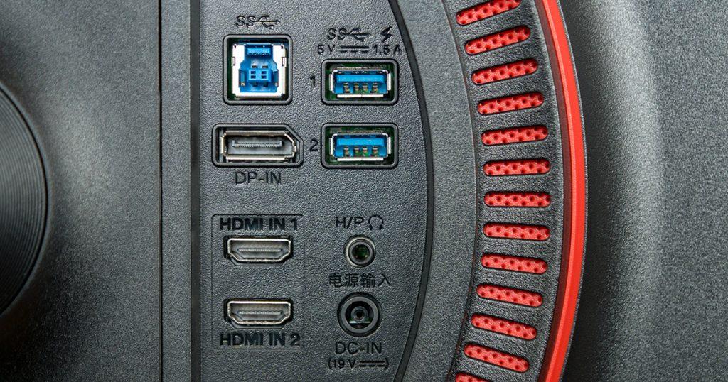 HDMI, DisplayPort & Co. – die Video-Anschlüsse am Monitor erklärt