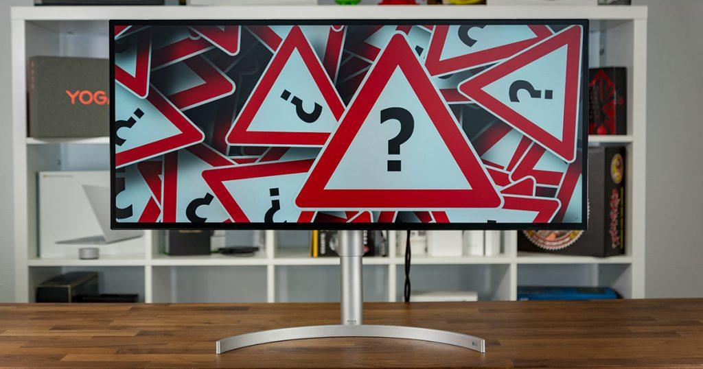 Monitor-Lexikon: Begriffe und Funktionen rund um den Monitor verständlich erklärt