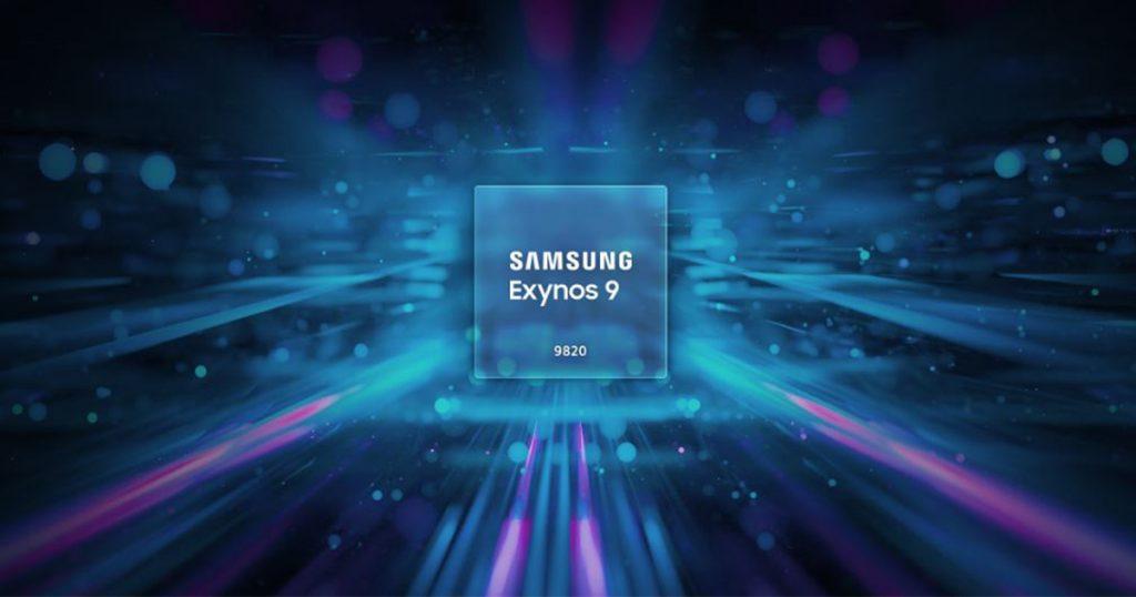 Samsung Galaxy S10 Chip ist da: Exynos 9820
