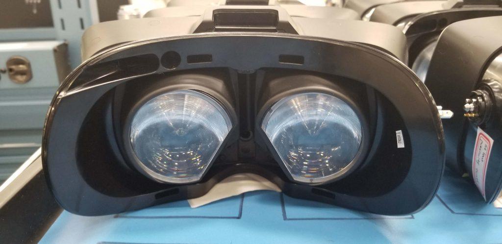 Valve VR Headset Gläser