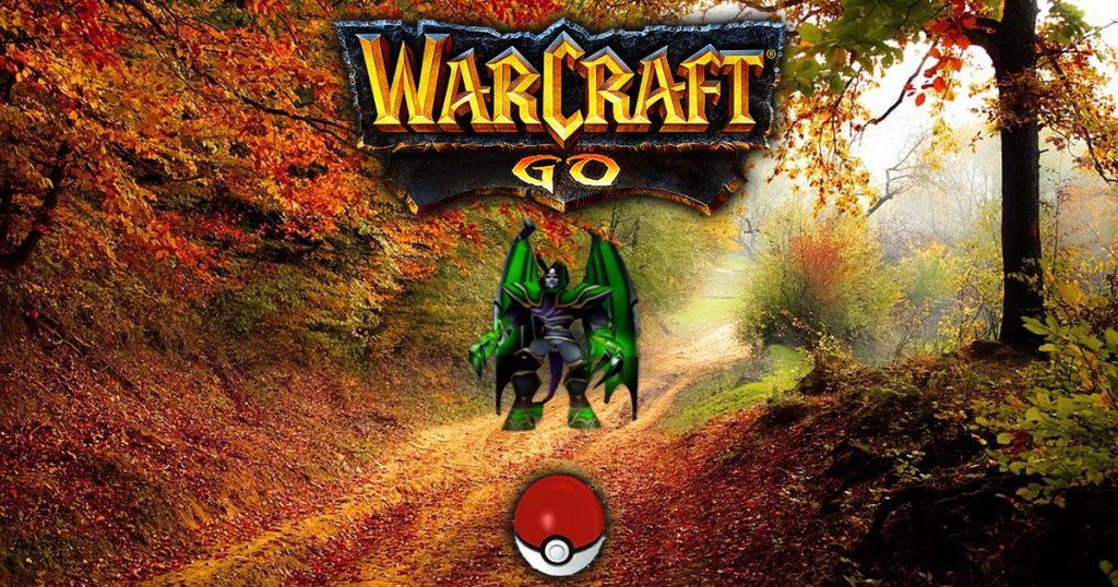 Warcraft GO? Blizzard arbeitet an mobilem Titel im Stil von Pokémon GO