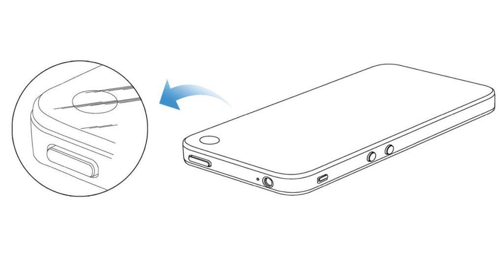 Apple: Neues Patent für iPhone-Frontkamera