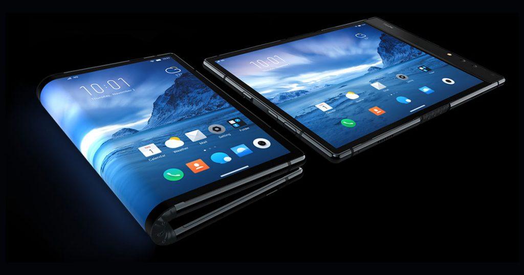 """Das erste Smartphone mit """"faltbarem"""" Display kommt von… Royole"""